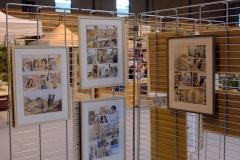 festival BD d\'Igny 2012 - Expos et animations
