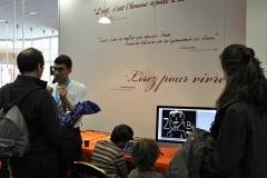 Festival BD Puteaux 2014 - Ateliers et animation